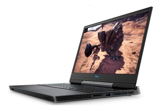 Notebook Dell Gamer G5 5590 Core I7 9750h 2.6/16gb/ssd 128gb
