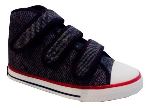 Zapatillas Botitas Infantil Small Modelo Urban (0838)