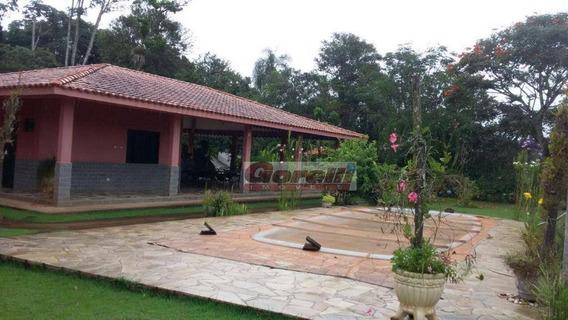 Sítio Com 4 Dormitórios À Venda, 20000 M² Por R$ 850.000,00 - São Domingos - Santa Isabel/sp - Si0010