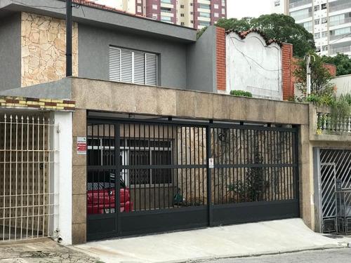 Sobrado, 171 M² - Venda Por R$ 965.000,00 Ou Aluguel Por R$ 4.500,00/mês - Vila Santo Estevão - São Paulo/sp - So6653