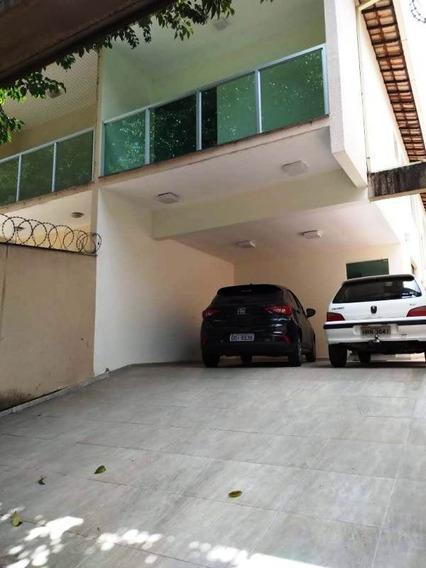 Casa Bairro Itapoã, Região Da Pampulha. 4 Quartos 1 Suite. 2 Salas. Excelente Localização. - 2414