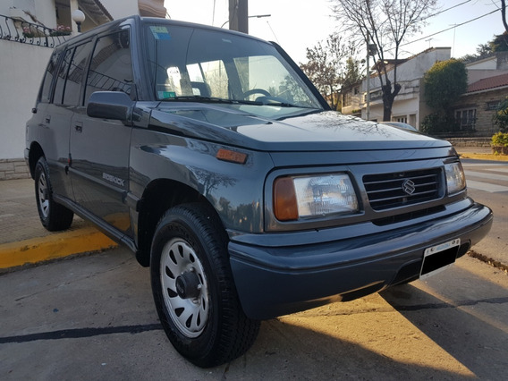 Suzuki Vitara Sidekick 1.6 4x4 Año 1994 Gris As Automobili