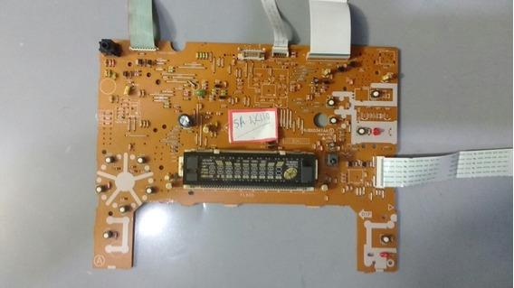 Placa Frontal Som Panasonic Sa-ak110 Rjbx0341aa