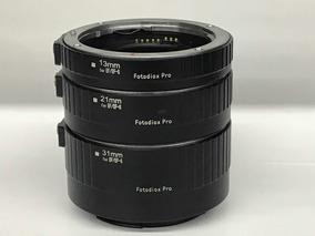 Tubo De Extensão Fotodiox Pro P/ef-efs(canon).