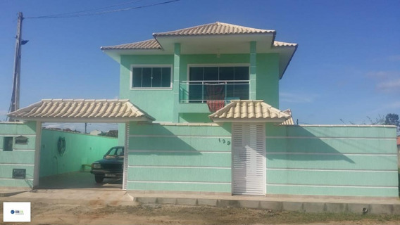729 - Venda Ampla Casa Em Araruama