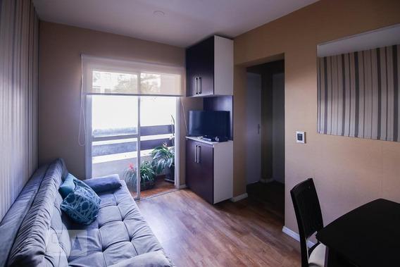 Apartamento Para Aluguel - Barra Funda, 1 Quarto, 38 - 893110554