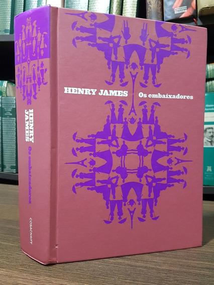 Os Embaixadores - Henry James - Cosacnaify