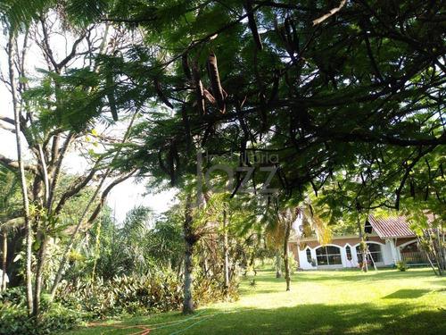 Chácara Com 4 Dormitórios À Venda, 20000 M² Por R$ 2.226.000,00 - Area Rural - Monte Mor/sp - Ch0581