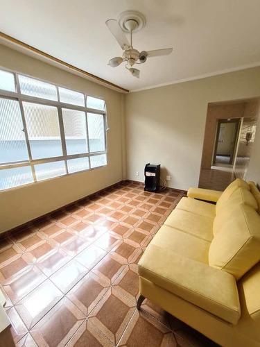 Apartamento Com 2 Dorms, Campo Grande, Santos - R$ 320 Mil, Cod: 1458 - V1458