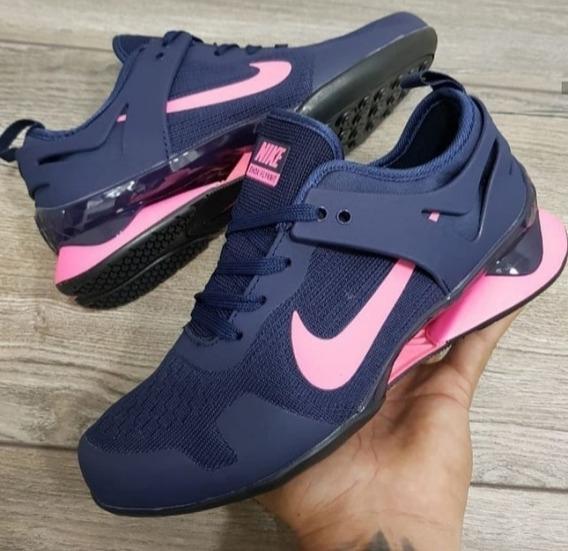 Nike Shox Flyknit
