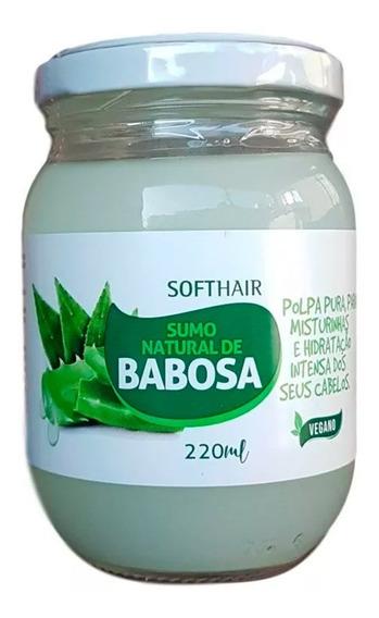 Sumo Natural De Babosa Soft Hair 220ml