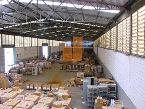 Galpão Para Locação No Bairro Vila Menk Em Osasco - Cod: Ja5081 - Ja5081
