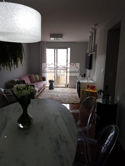 Apartamento A Venda No Bairro Jardim Marajoara Em São Paulo - 1327-1