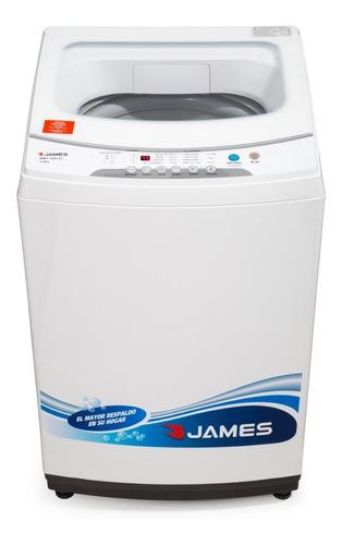 Imagen 1 de 2 de Lavarropa James Wmt 1280 G2 - Laser Tv