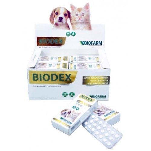Biodex C/20 Comprimidos