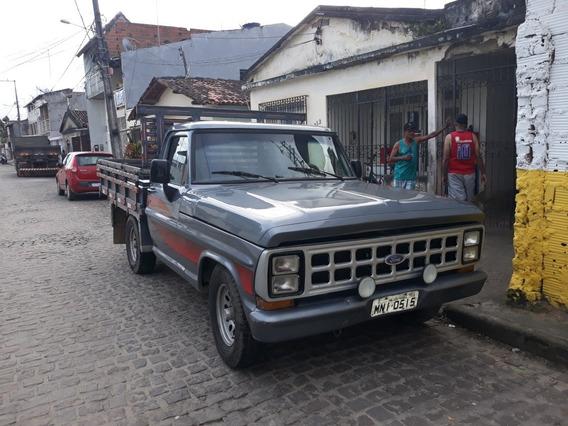Ford F1000 Motor Mwm 229