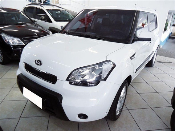 Kia Soul Ex 1.6 Branco 16v Flex 4p Manual Ano 2012