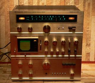 Amplificador Sinto Y Osci Kenwood Ka-4000 Kc-6060 Y Kt-5000