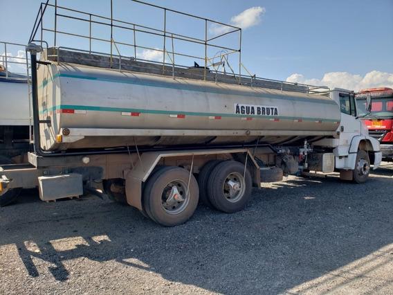 Atron 2324 6x2 Ano 2013 Caminhão Pipa Trucado Tanque Pipa