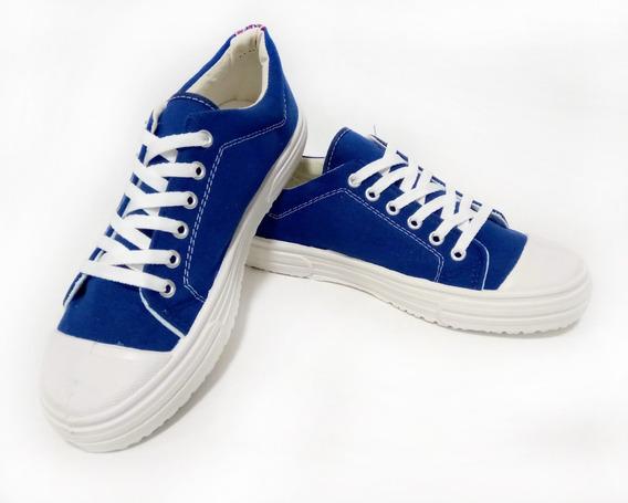 Zapatillas De Lona Hombre