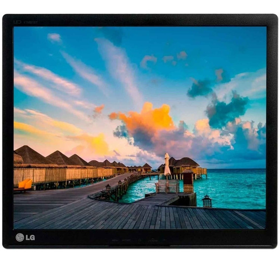 Monitor Lg Touch Screen 17pulg Led Ips 17mb15t-b /v /vc