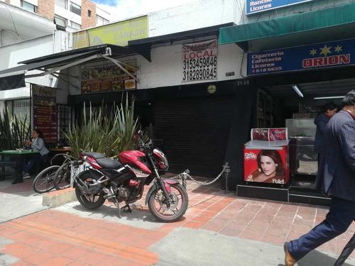 Arriendo Local Comercial Calle 116