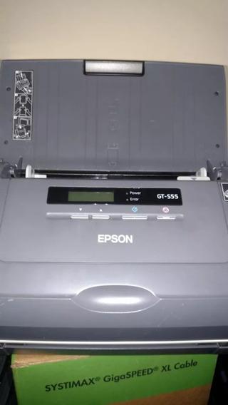 Scanner Epson Gt-s55 - Sem Fonte 2 Unidades