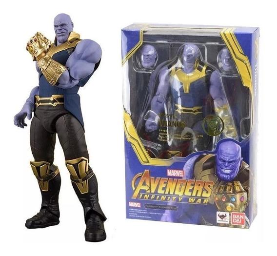 Promoção Boneco Thanos Bandai - Vingadores Guerra Infinita