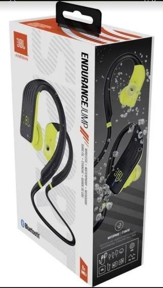 Fone De Ouvido Jbl Endurance Jump Bluetooth P/academia