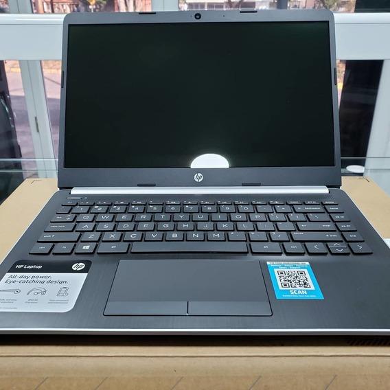 Laptop Hp 14* 10th Generación Modelo 14-dq1037wm