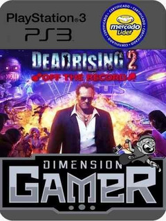 Dead Rising 2 Off The Record 5gb Ps3 Store