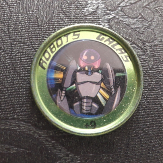 Lote De 25 Tazos Space Rappers Mister Pop