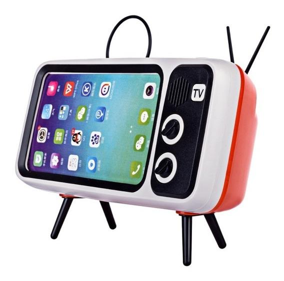 Pth800 - Soporte Para Teléfono Con Altavoz Bluetooth, Dise¿