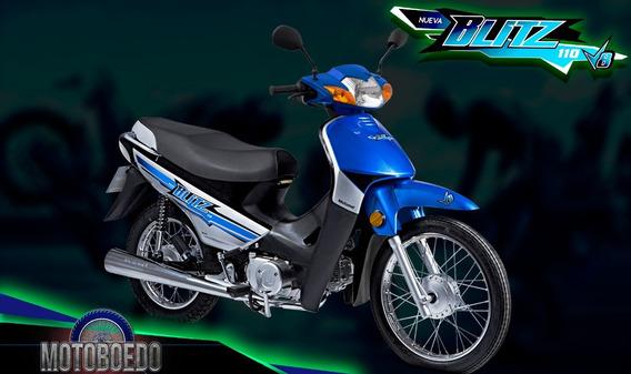 Motomel Blitz 110 V8 - 0km