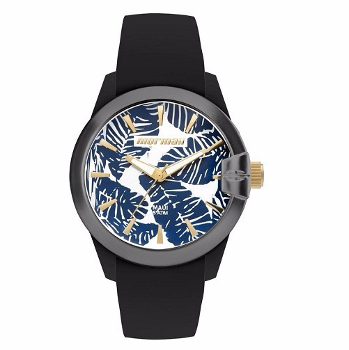 Relógio Mormaii Preto Feminino Mo2035in/8d