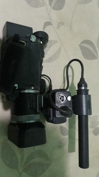 Filmadora Hvr-a1n (sony) Ieia O Anúncio