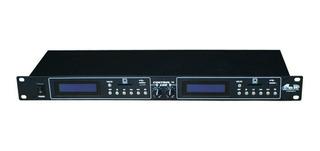 Gbr Control5us Reproductor Mp3 Sd/usb Eq Pen Display Lcd Xlr