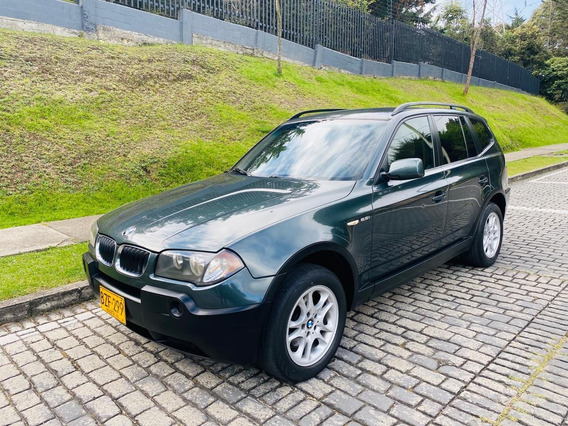 Bmw X3i Xdrive (e83) 2500cc At Tc