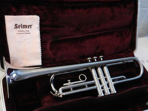 Trompeta Selmer Signet Special Bb Usa Design V. Bach