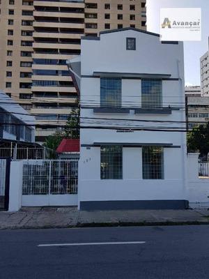 Casa À Venda Por R$ 1.500.000 - Graças - Recife/pe - Ca0135