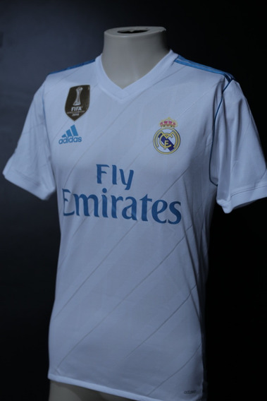 Camisa Real Madrid 2017/2018 #20 Asensio - Adizero - Player