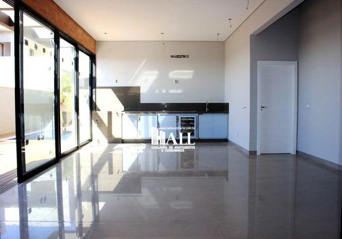 Imagem 1 de 30 de Casa De Condomínio Com 3 Dorms, Residencial Quinta Do Golfe, São José Do Rio Preto - R$ 1.940.000,00, 250m² - Codigo: 2389 - V2389
