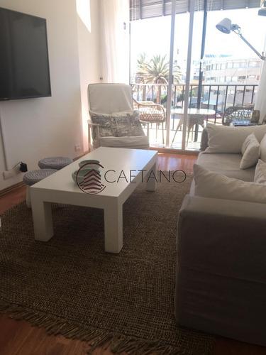 Apartamento En Venta En Península 2 Dormitorios.- Ref: 2550