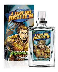 Jequiti Colônia Desodorante Liga Da Justiça Aquaman - 25 Ml