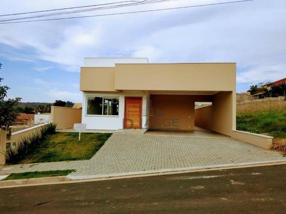 Maravilhosa Casa A Venda Em Valinhos! - Ca12994