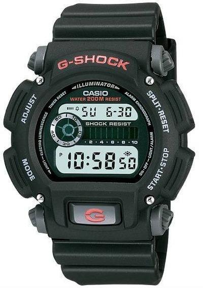 Relógio Casio G-shock Dw-9052-1vdr Original C/ Nota Fiscal