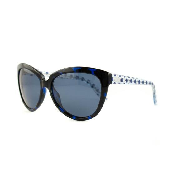 Óculos De Sol Max & Co. - M&co. 213/s - Azul/preto