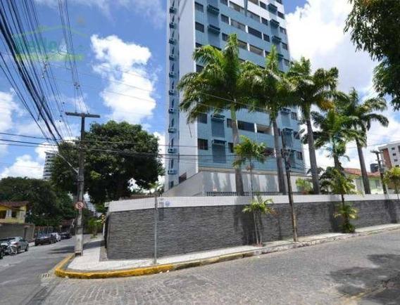 Apartamento Com 3 Dormitórios À Venda, 96 M² Por R$ 560.000,00 - Parnamirim - Recife/pe - Ap0703