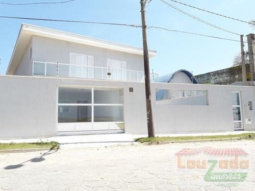 Sobrado Para Venda Em Peruíbe, Maria Helena Novaes, 5 Dormitórios, 5 Suítes, 1 Banheiro, 5 Vagas - 1230_2-576688