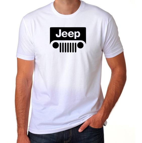 Camiseta Jeep Jipeiro Off Road